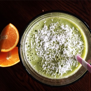 Citrusy Green Smoothie