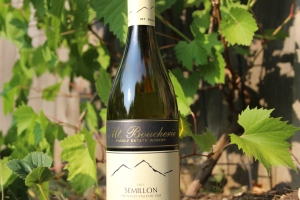 Mt Boucherie 2011 Semillon