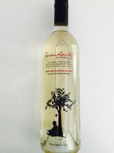 Serendipity Winery 2013 Sauvignon Blanc