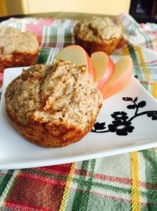Applesauce Muffins